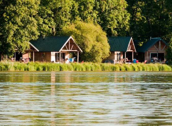 Lake of Rillé