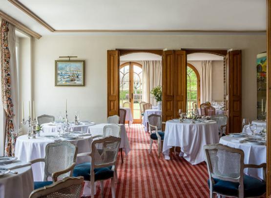 Domaine-des-Hauts-de-Loire-salle-restaurant-Onzain©Domaine-des-Hauts-de-Loire