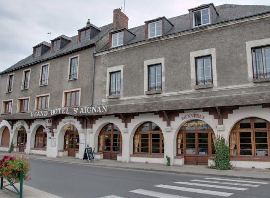 LE RESTAURANT DU GRAND HOTEL SAINT-AIGNAN