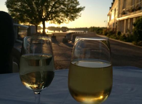 Verre de vin La Marine