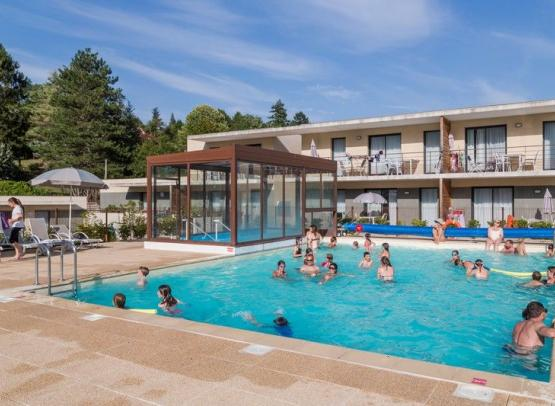 Odalys Le Clos Saint Michel - Swimming pool - Chinon, Loire Valley, France