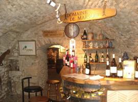photo caveau pour Office de T Blois