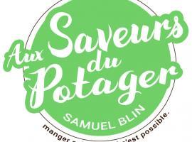 logo aux saveurs du potager