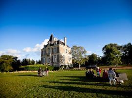 Chateau Eperonnière Rocherfort Vins Loire