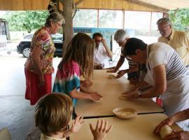 Affiche atelier pain vigneux