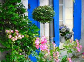 CH - Cheillé - La Grange Bleue 1
