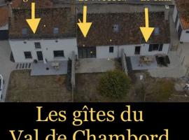 LE VAL DE CHAMBORD