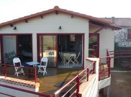terrasse Maison hôtes