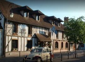 solognetourisme-hotellerie-sellessaintdenis-l'auberge du cheval blanc1