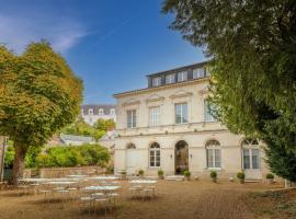 Hotel Le Grand Monarque - Azay-le-Rideau, Loire Valley, France.