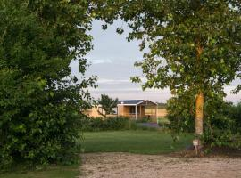 Camping nature ferme de Prunay Val de Loire