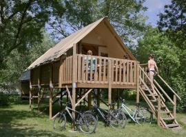 Onlycamp Le Sabot campsite - Azay-le-Rideau, Loire Valley