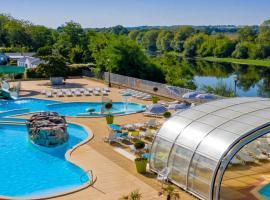 Le parc des Allais campsite - Loire Valley