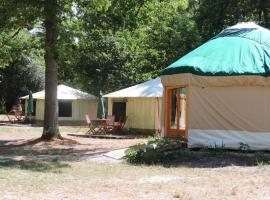 camping du cosson