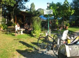 CAMPING BELLE RIVIERE ACCUEIL 2