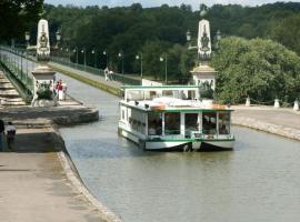 pont canal-bateau