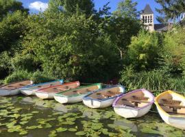 Loire et Canal