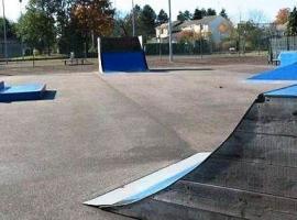 Saint-mars-skatepark