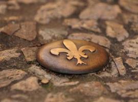 Clou de bronze