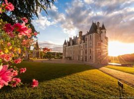 Château of Montpoupon - Loire Valley Chateaux, France.