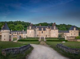 Chateau of Gizeux - France