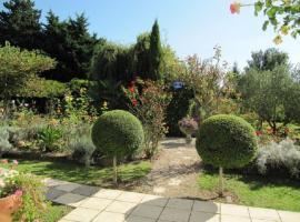 Le Jardin d'Artiste de la Cressonnière