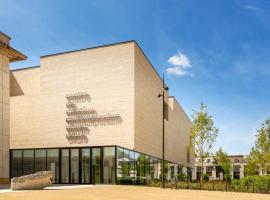 Olivier Debré Contemporary Art Centre - Tours