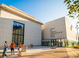 CCCOD, Olivier Debré Contemporary Art Centre - Tours, France.