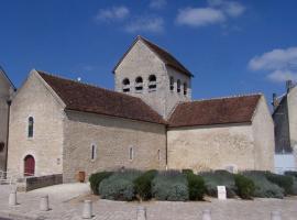 Eglise-Saint-Etienne-Beaugency