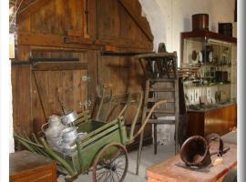 Musée pailleterie cadre