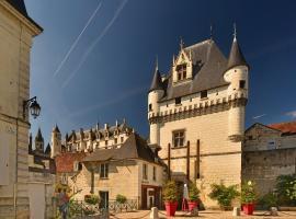 Cordelier-visite de loches - loches - Valdeloire