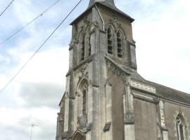 église saint martin de vertou