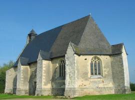 Chapelle Sainte-Emérance - La Pouëze
