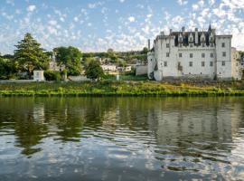 Château de Montsoreau © Gérald Angibaud