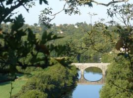 vue pont et rivières