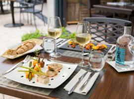 Photoguide restaurant Domaine des Thomeaux